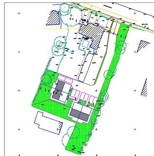 Land for sale - Land to the rear of Penybryn, Grosvenor Road, Llandrindod Wells, LD1 5NA