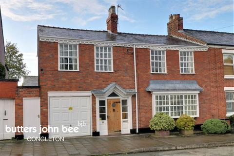 4 bedroom end of terrace house for sale - Wagg Street, Congleton