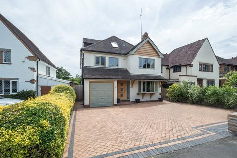 5 bedroom detached house for sale - Wychwood Avenue, Knowle, B93