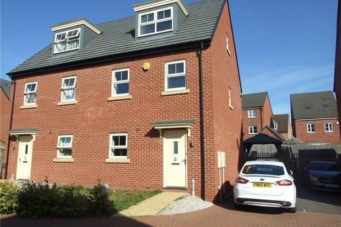 3 bedroom semi-detached house for sale - Stockwell Drive, Mackworth