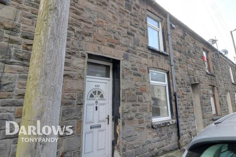 2 bedroom terraced house for sale - East Rd, Ferndale