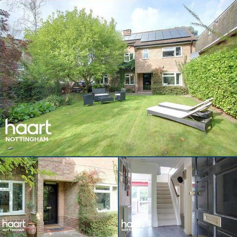 5 bedroom detached house for sale - Redcliffe Road, Mapperley Park