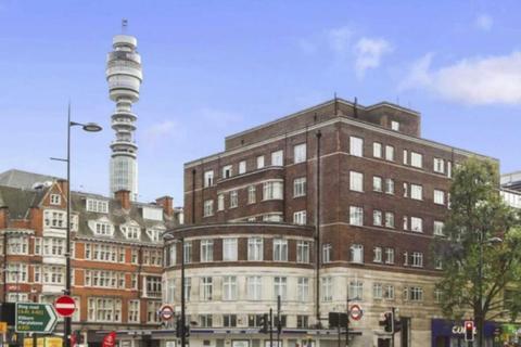 Studio to rent - Warren Court, Euston Road, London NW1