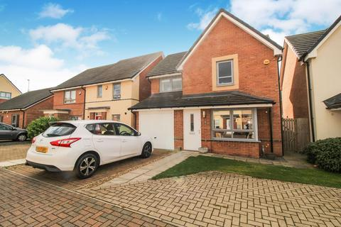 3 bedroom detached house for sale - Piper Court, Kenton, Newcastle upon Tyne, Tyne and Wear, NE3 3ET