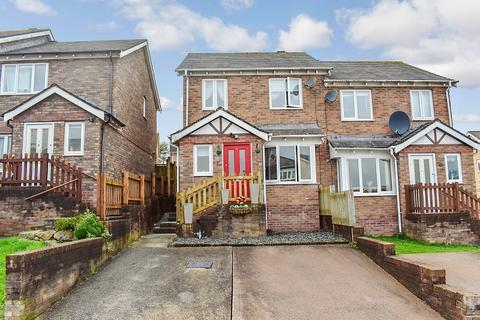 3 bedroom semi-detached house for sale - Pen Llwyn, Broadlands, Bridgend. CF31 5AZ