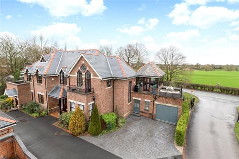 3 bedroom semi-detached house for sale - The Poplars, Warford Park, Faulkners Lane, Knutsford, WA16