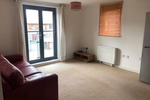 1 bedroom apartment to rent - St Christophers Court, Marina, Swansea. SA1 1UD