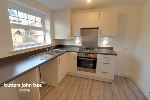1 bedroom semi-detached house for sale - Richard Gilbert Drive, Shavington, Crewe