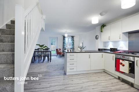 2 bedroom semi-detached house for sale - Richard Gilbert Drive, Shavington, Crewe