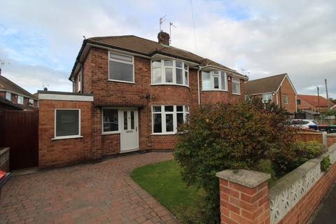 3 bedroom semi-detached house to rent - Wings Drive, Hucknall