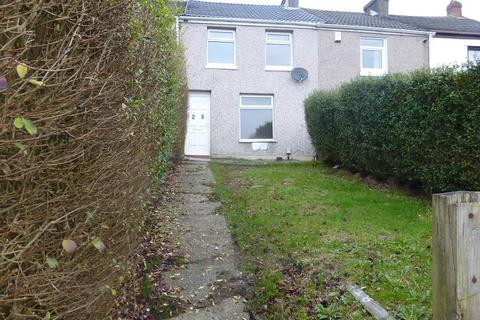2 bedroom terraced house to rent - Dinas Street, Plasmarl, Swansea, SA6 8LQ