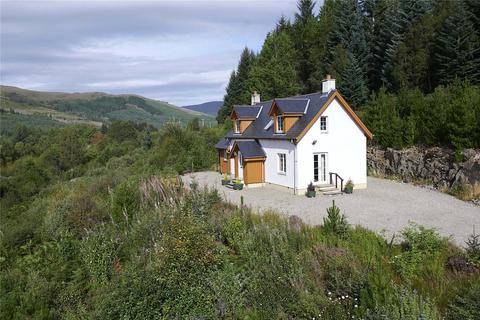 3 bedroom detached house for sale - North Hill Forest Cottage - Lot 2, Silverbridge, Garve, IV23
