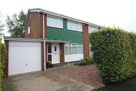 3 bedroom semi-detached house for sale - Cheveley Walk, Belmont, Durham, DH1