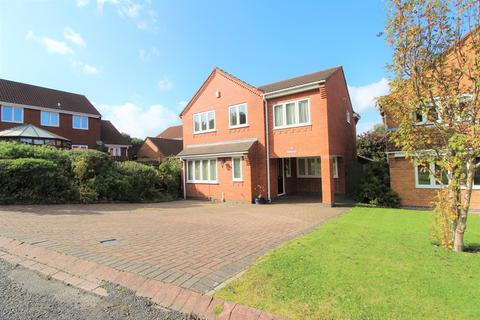 4 bedroom detached house to rent - Carisbrooke, Bedlington
