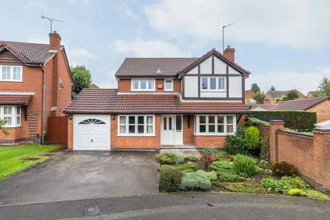4 bedroom detached house for sale - Lothlorien Close, Littleover