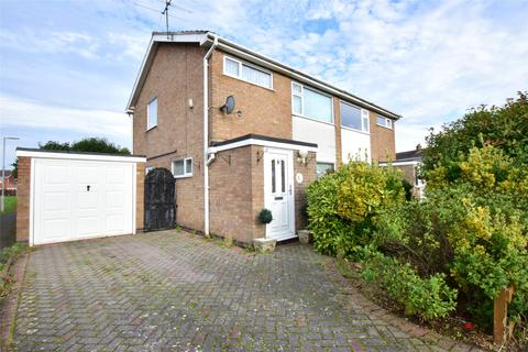 3 bedroom semi-detached house for sale - Kennet Way, Melton Mowbray, Leicestershire