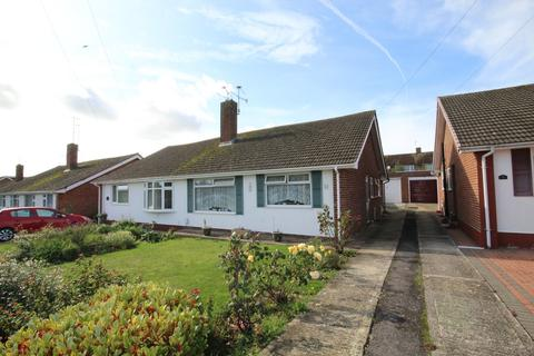2 bedroom semi-detached bungalow for sale - Quantock Road, Worthing BN13 2HQ