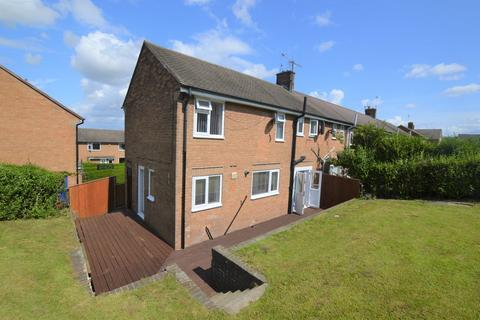 3 bedroom end of terrace house to rent - Bradley Road, Prudhoe