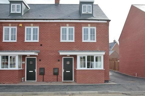 4 bedroom semi-detached house to rent - Bobbins Way, Buckingham, MK18