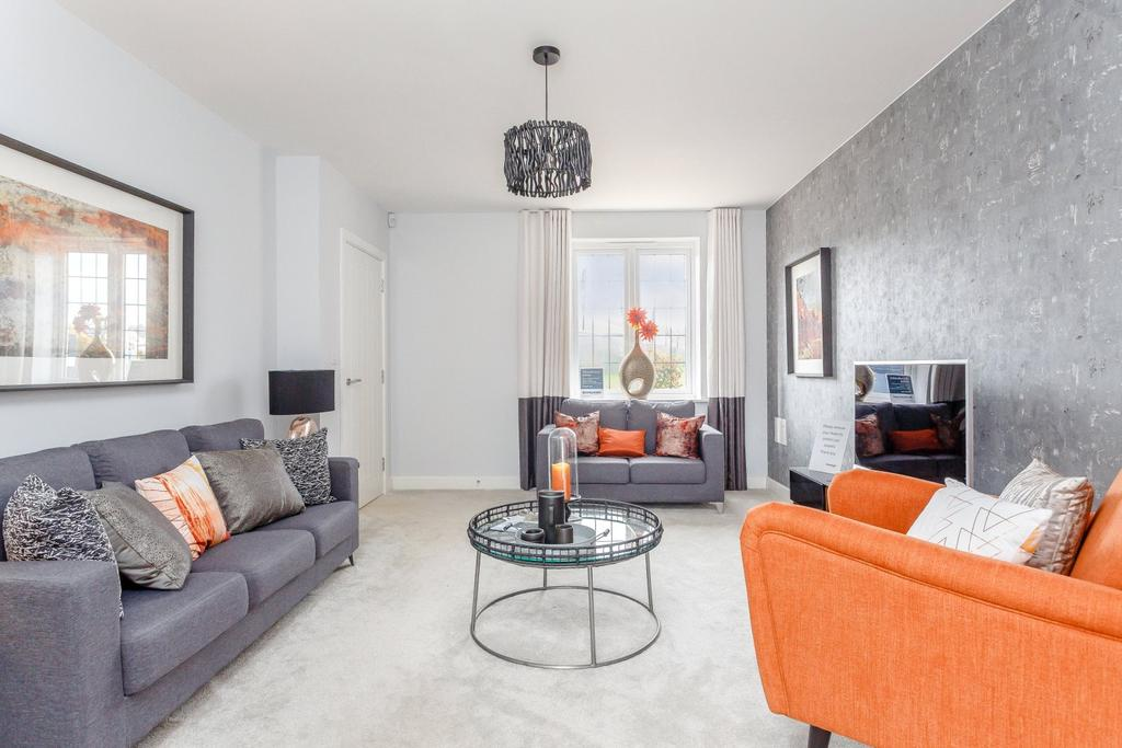 Lounge (Show Home)