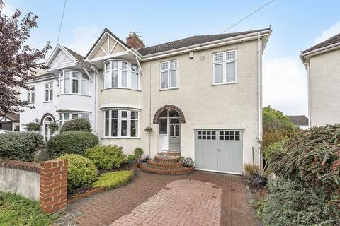 4 bedroom semi-detached house for sale - Cooper Road, Westbury on Trym