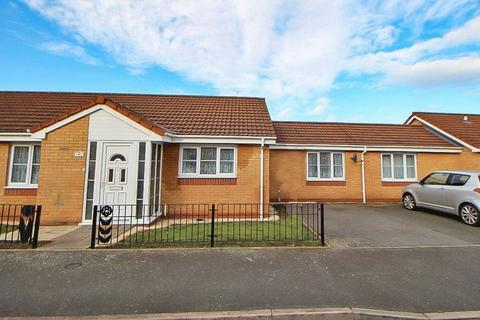 2 bedroom bungalow for sale - Marbury Drive, Bilston, WV14 7AP