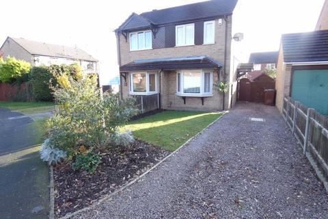 2 bedroom semi-detached house for sale - Elsham Crescent, Lincoln