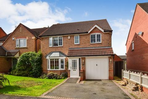 4 bedroom detached house for sale - Knighton Close, Hasland, Chesterfield