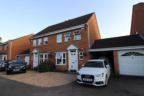 3 bedroom semi-detached house for sale - Marigold Crescent, Melton Mowbray