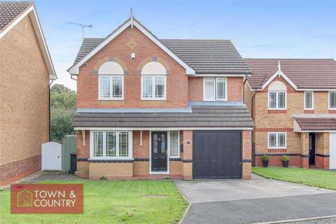 4 bedroom detached house for sale - Ffordd Pant Gwyn, Connahs Quay, Deeside, Flintshire