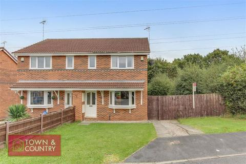 3 bedroom semi-detached house for sale - Degas Close, Connahs Quay, Deeside, Flintshire