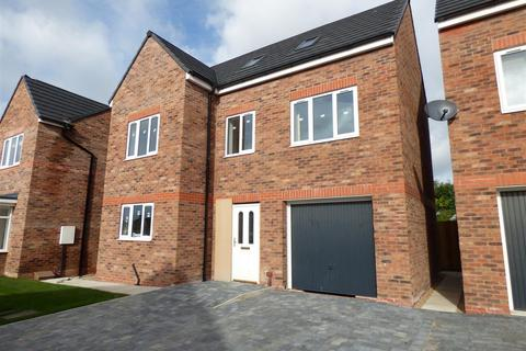 3 bedroom detached house for sale - Plot 9, The Meadows, Boothferry Road, Hessle