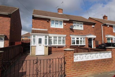 2 bedroom semi-detached house to rent - Hollinside Road