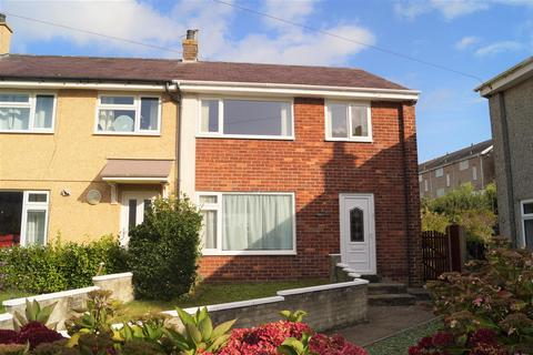 3 bedroom end of terrace house for sale - Ffordd Mela, Pwllheli