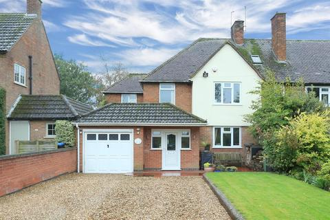 4 bedroom terraced house for sale - Rolleston Road, Billesdon, Leicester