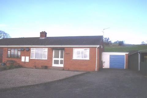 3 bedroom bungalow to rent - 6, Oakfields, Llansantffraid, Powys, SY22