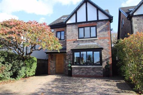 5 bedroom detached house for sale - Gravel Lane, Wilmslow