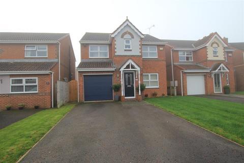 4 bedroom detached house for sale - Oaklea Mews, Aycliffe Village, Newton Aycliffe