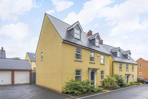 5 bedroom detached house for sale - Leworthy Drive, Pinhoe, Exeter, Devon, EX1