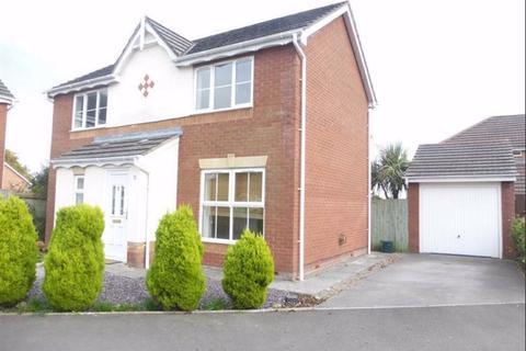 3 bedroom detached house to rent - Heol Leubren, Barry, Vale Of Glamorgan