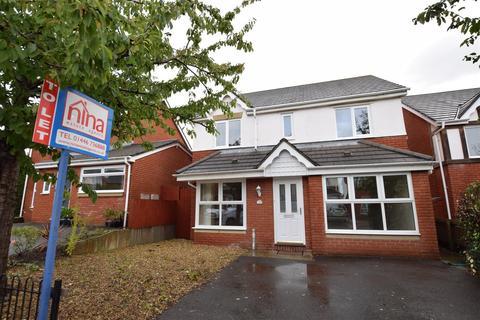 4 bedroom detached house to rent - Rhodfa Sweldon, Barry