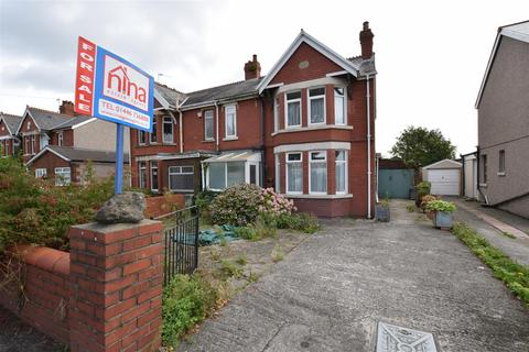 3 bedroom semi-detached house for sale - Colcot Road, BARRY