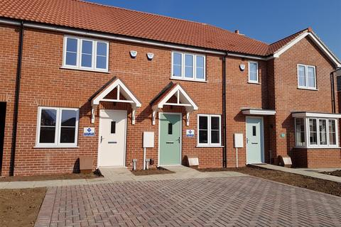 2 bedroom end of terrace house for sale - Plot 8, The Jade, De Montfort Park, Off Mill Road, Boston
