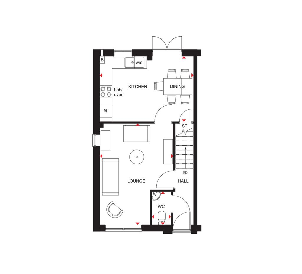 Floorplan 1 of 2: Maidstone GF