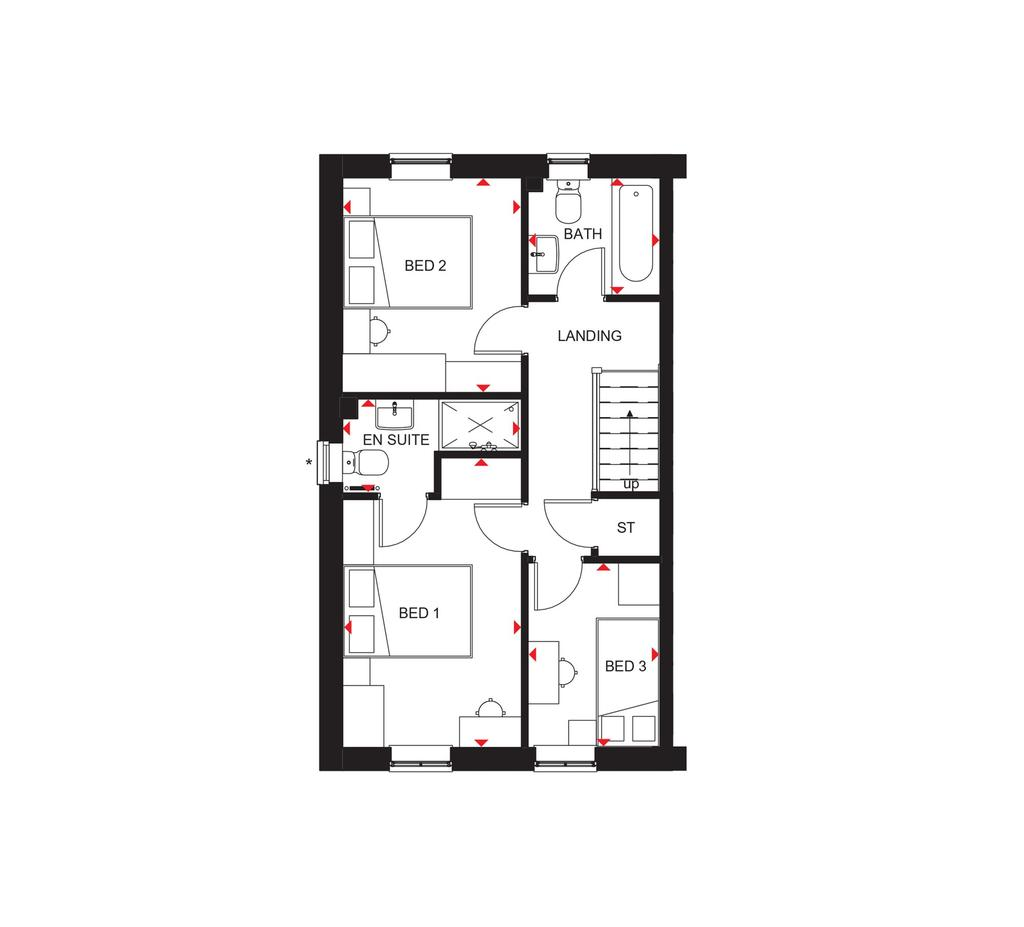 Floorplan 2 of 2: Maidstone FF
