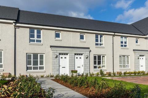 3 bedroom terraced house for sale - Plot 161, CRAIG at Westburn Gardens, Cornhill, 1 Berryden Park, Aberdeen AB25