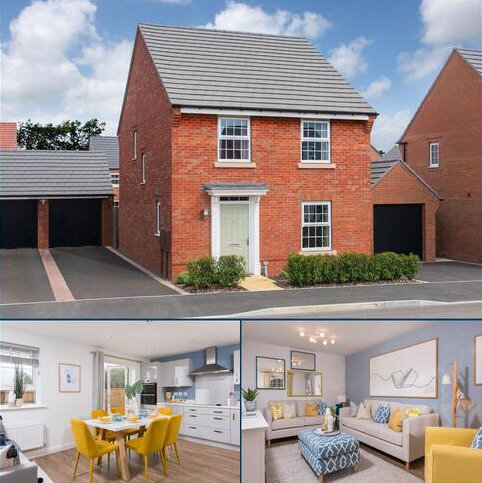 4 bedroom detached house for sale - Plot 28, Ingleby at Newton's Place, Barrowby Road, Grantham, GRANTHAM NG31