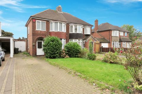 3 bedroom semi-detached house for sale - Water Orton Road, Birmingham, West Midlands, B36