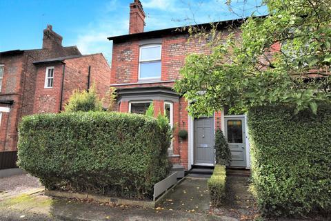 2 bedroom terraced house for sale - Oak Road, Hale