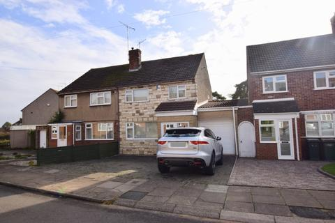 3 bedroom semi-detached house for sale - Aldbury Rise, Allesley Park, Coventry - Extended to the rear